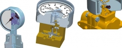 Manómetros diferenciales