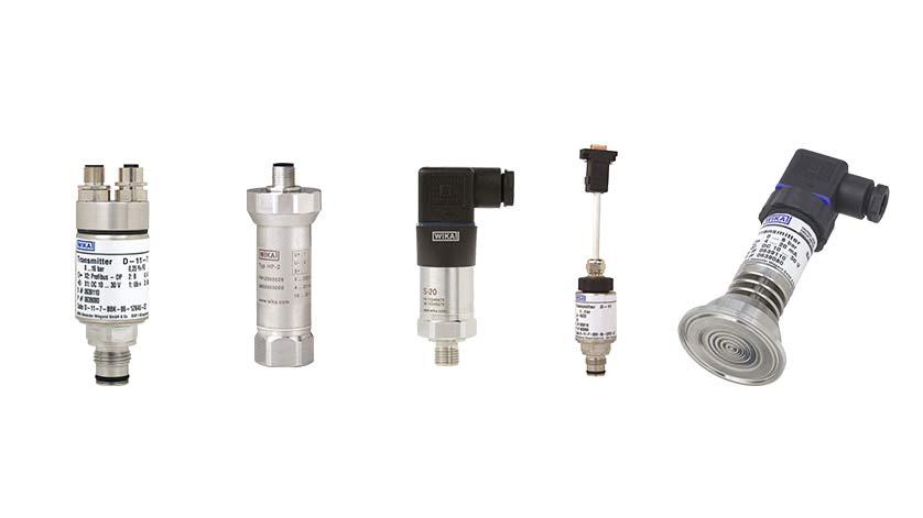 transmisores de presión wika