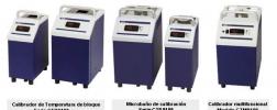 Tipos de calibradores de temperatura portátiles