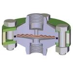 Separador de membrana