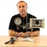 calibrar manómetros