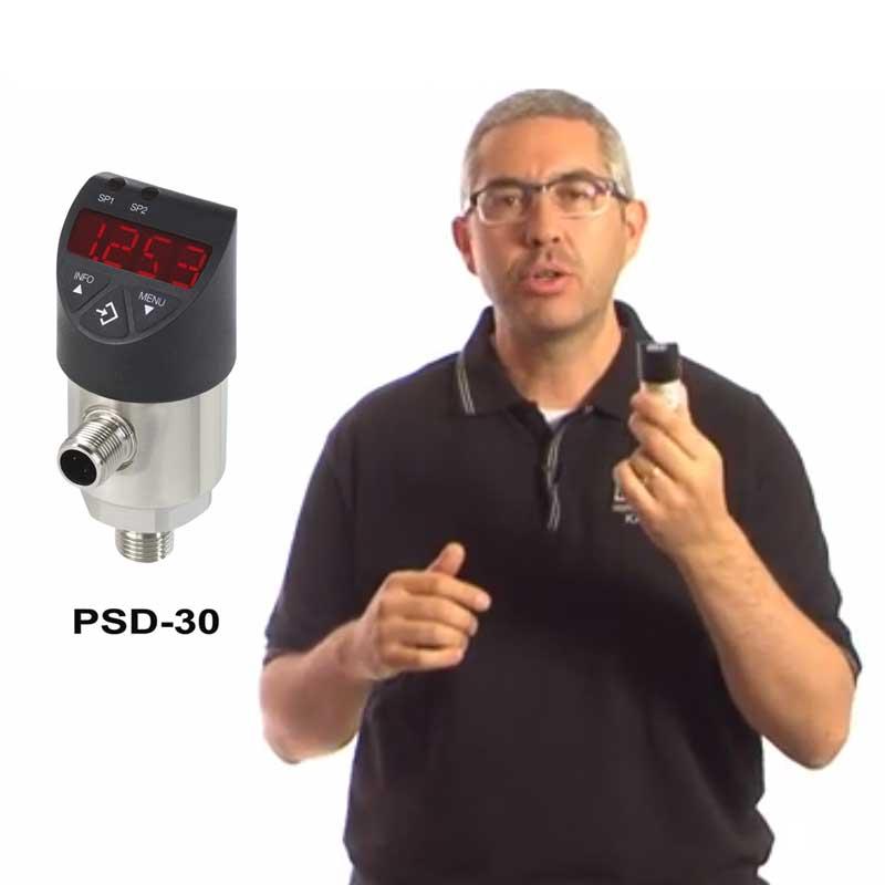 Presostato PSD-30