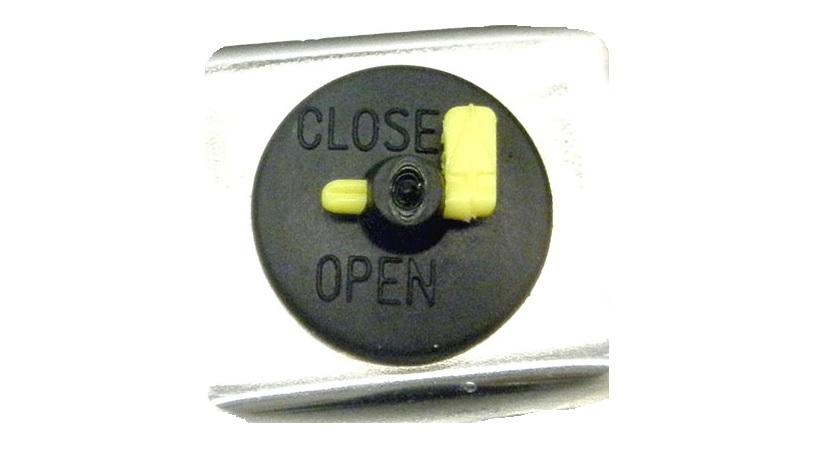 Manómetro llenar con líquido de amortiguación