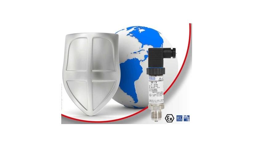 Transmisor de presión ATEX