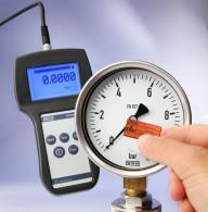 Calibración manómetros WIKA