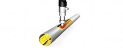 Detector de caudal calorimétrico