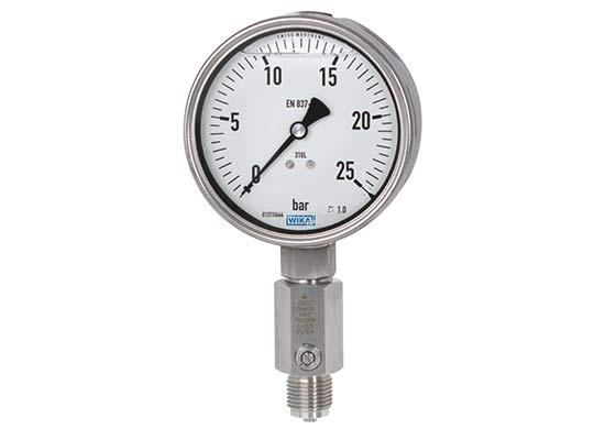 Manómetro-con-amortiguador-exterior