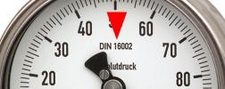 Manómetros absolutos WIKA