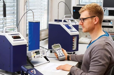 calibracion temperatura WIKA
