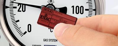 Calibración ENAC WIKA