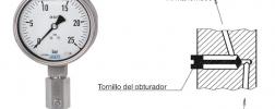 Manómetro sobrecarga