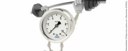 Sobrepresión manómetros