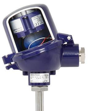 Sonda de temperatura y transmisor de temperatura