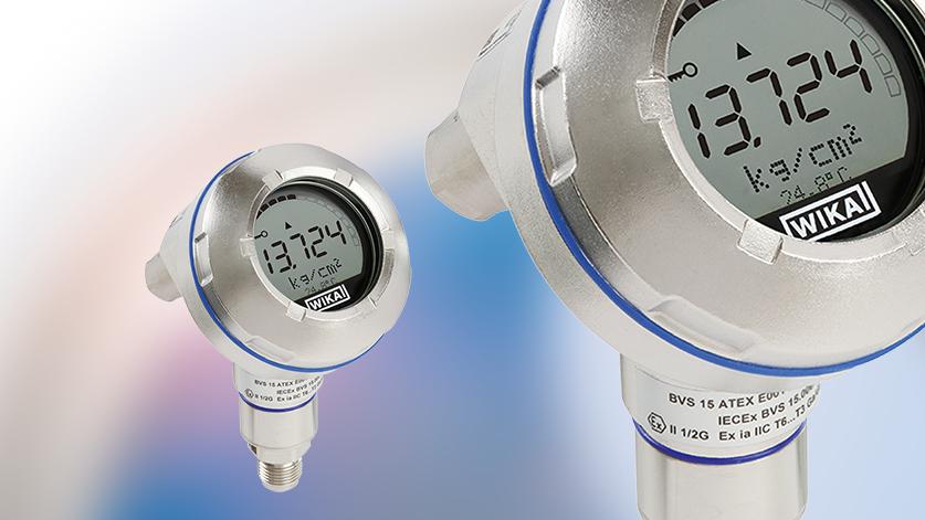 Transmisor de presión WIKA