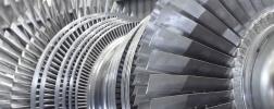 Control de Turbina, medición de presión, temperatura, caudal