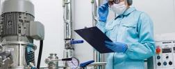 Manómetros farmacéutica