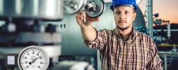Cómo funcionan termómetros industriales