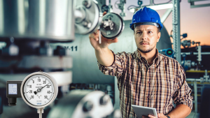 ¿Cómo funcionan los termómetros industriales?