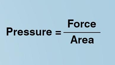 Cálculo de la presión