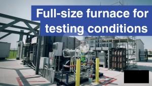 El horno de WIKA permite realizar pruebas exhaustivas de equipos y formaciones prácticas