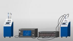 Calibración de temperatura con sondas de referencia