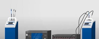 Calibración de temperatura con sondas de referencia: calibradores de bloque seco y baños de calibración