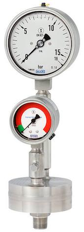 Sistema di monitoraggio della membrana DMS34M